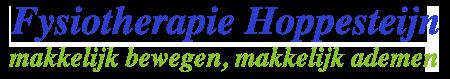 Fysio Hoppesteijn Logo